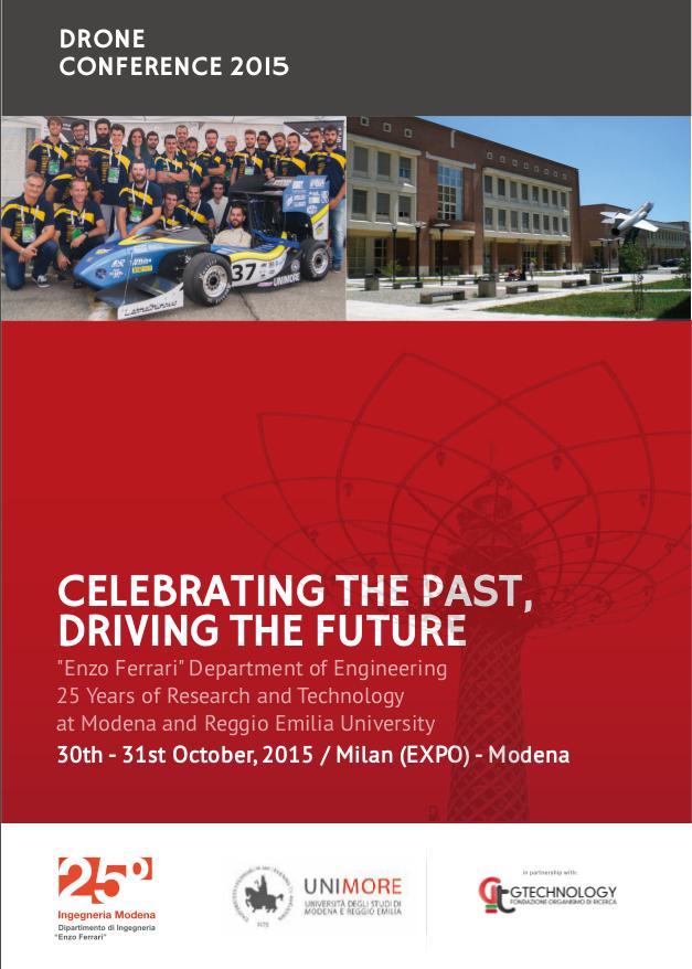 SulcisDrone conference in Expo